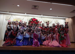 Aloalo Xmas Party
