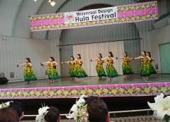 上野フラフェスティバル