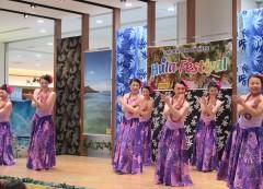 アリオ西新井ハワイアンショー